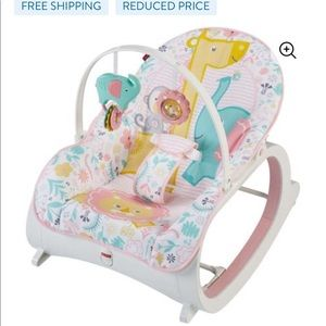 Fisher Price - infant to toddler